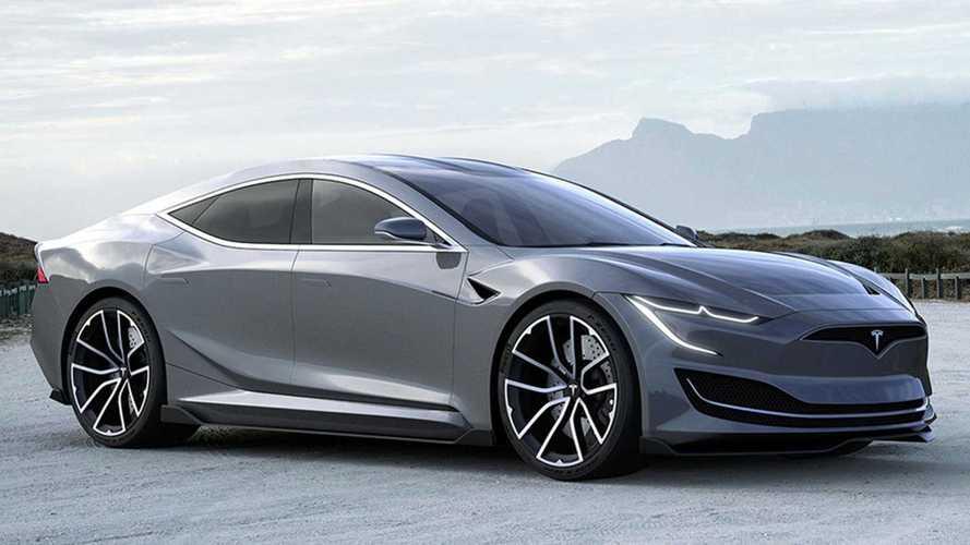 Akár ilyen is lehet a következő-generációs Tesla Model S