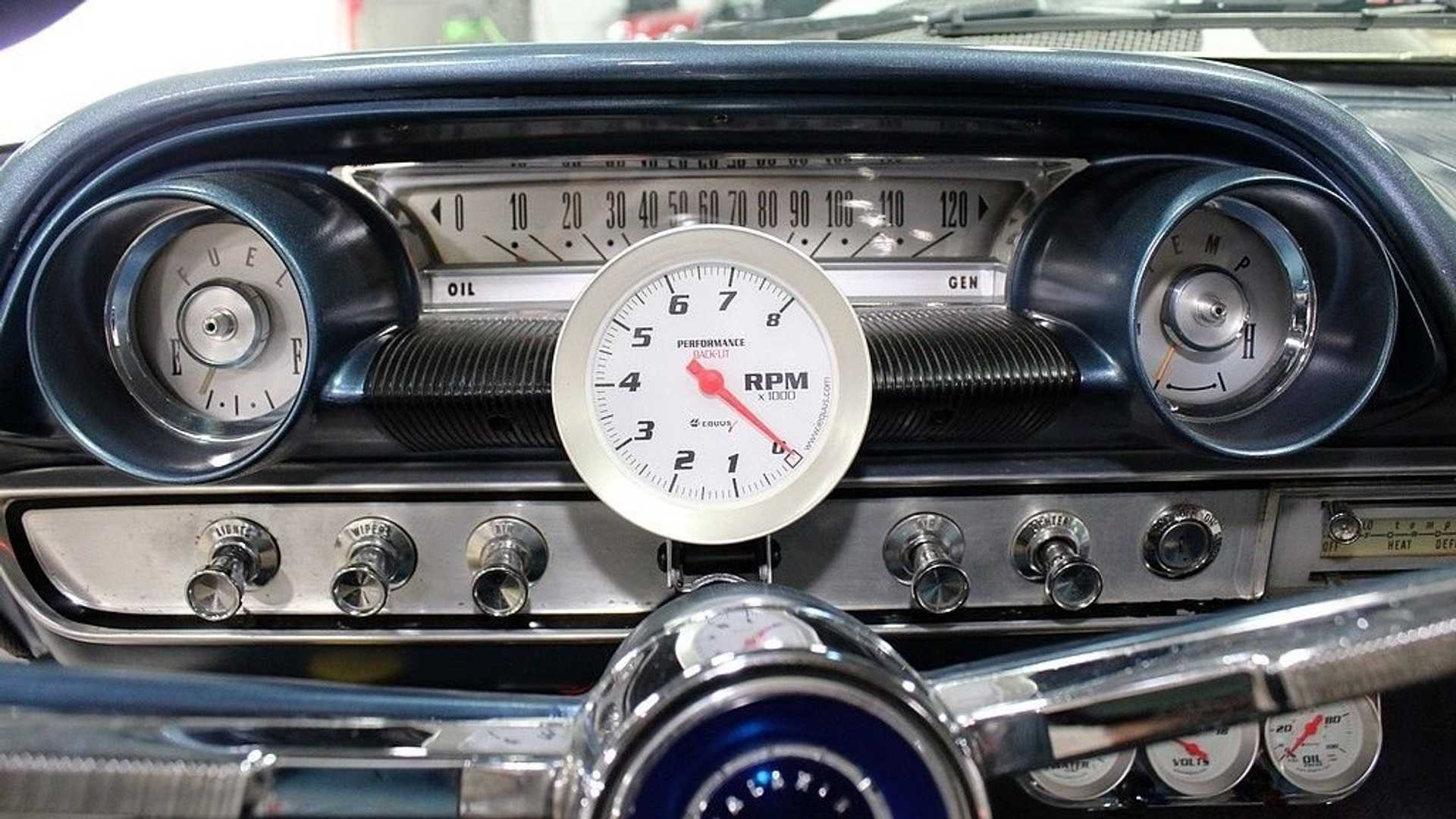 "[""Drive Away In This Stellar 1964 Ford Galaxie 500""]"
