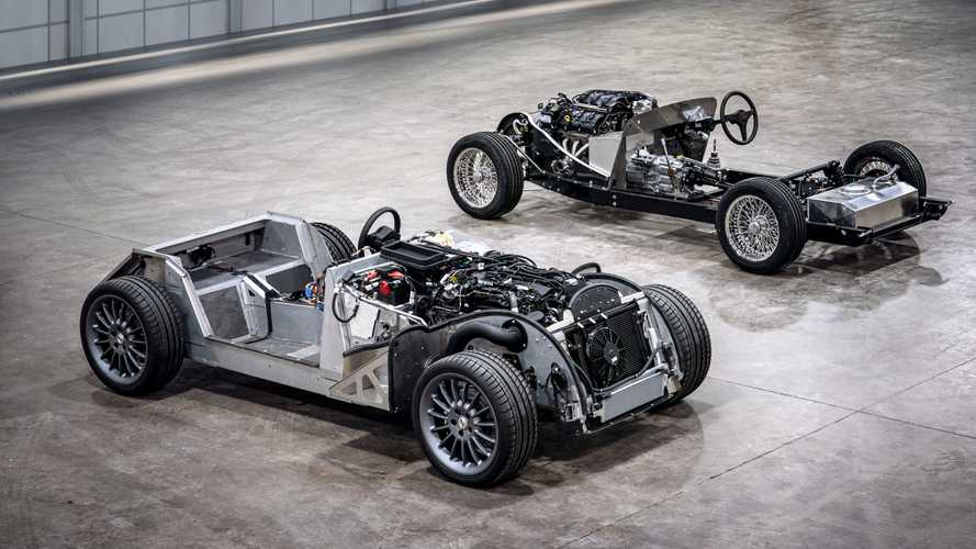 Future Morgan Models Getting Aluminum Platform Starting In 2020