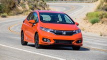 U.S.-Spec 2020 Honda Fit