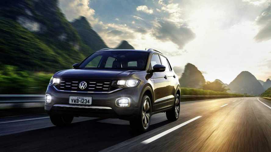 VW T-Cross completa 1 ano com 80 mil unidades produzidas no Brasil