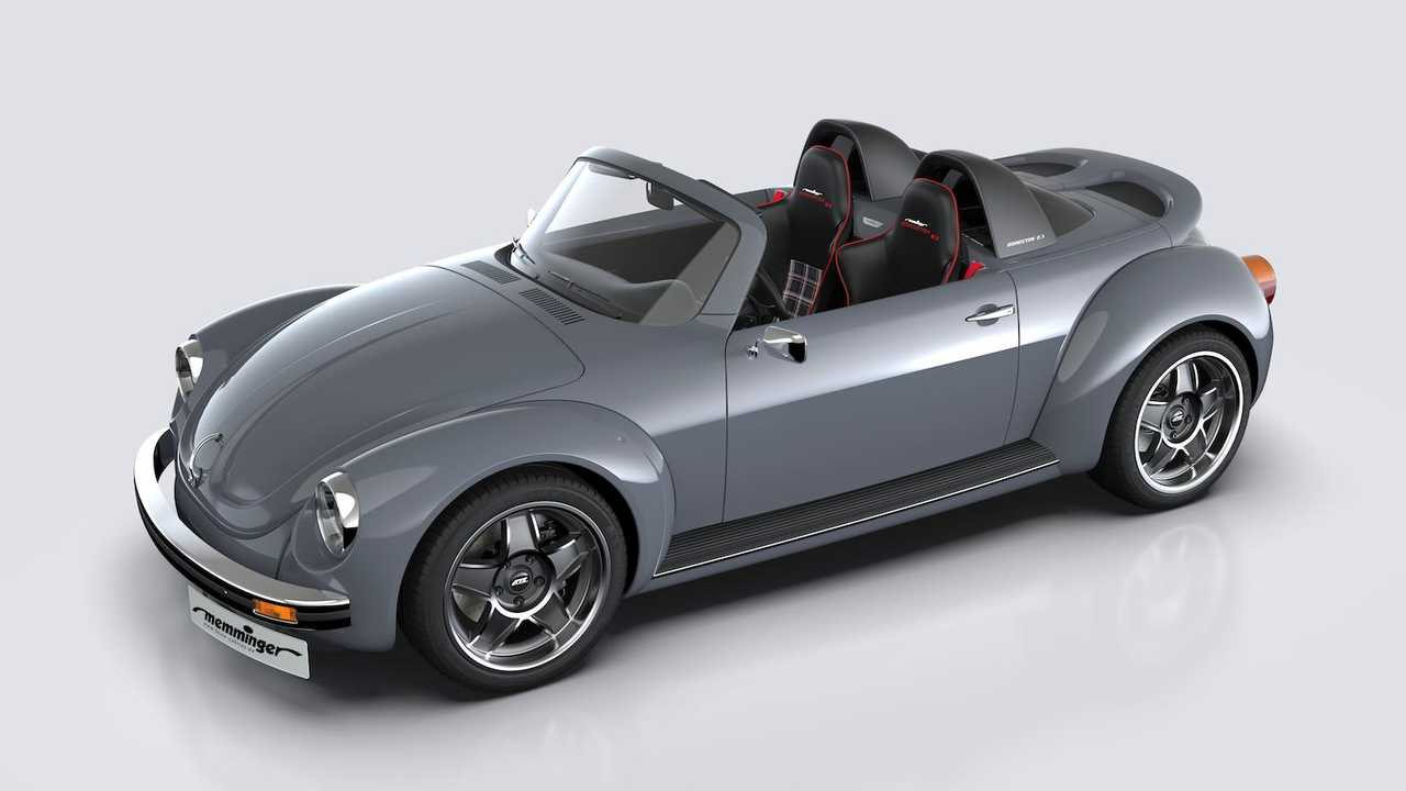 Memminger creates 125mph mid-engined Beetle