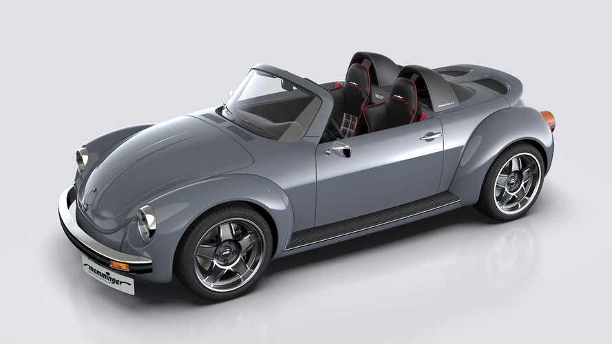 Memminger creates 125mph mid-engined Beetle