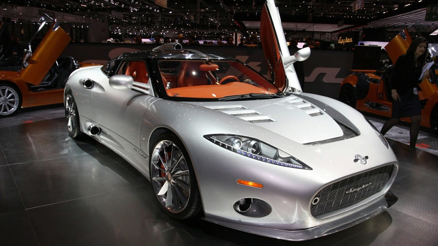 Spyker to sell off sports car division