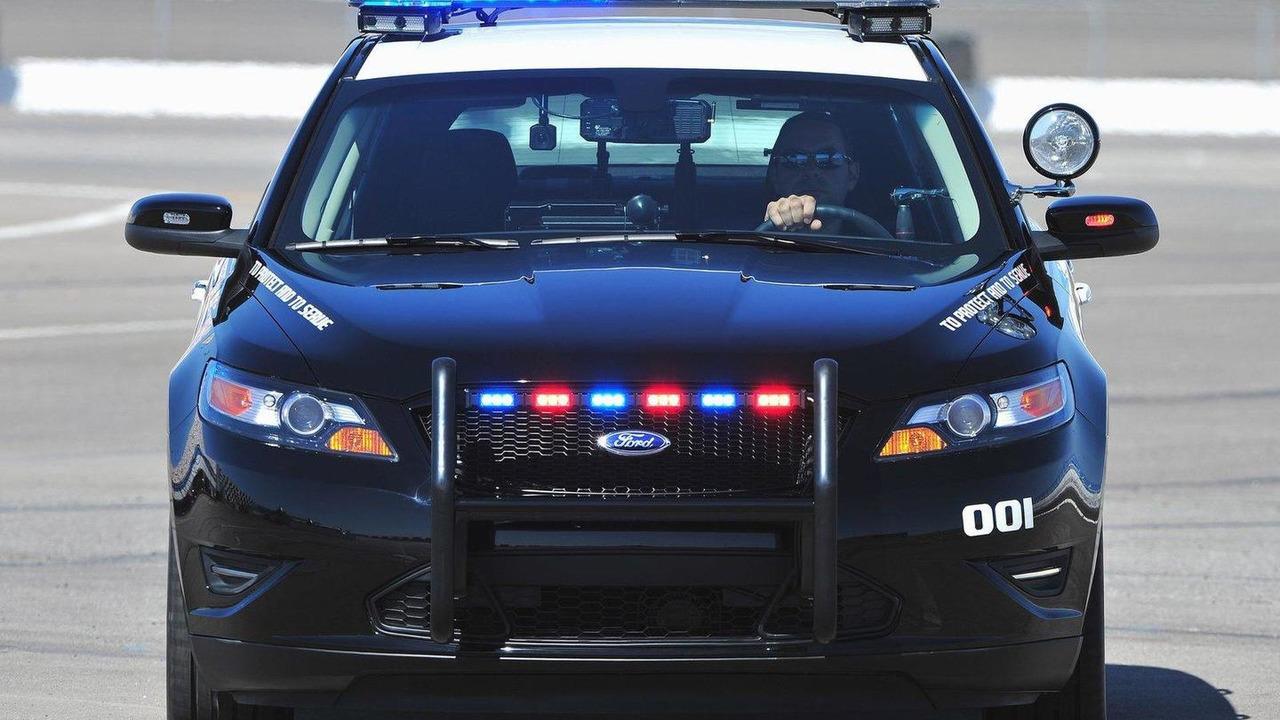 Ford Taurus Interceptor police car 01.09.2010