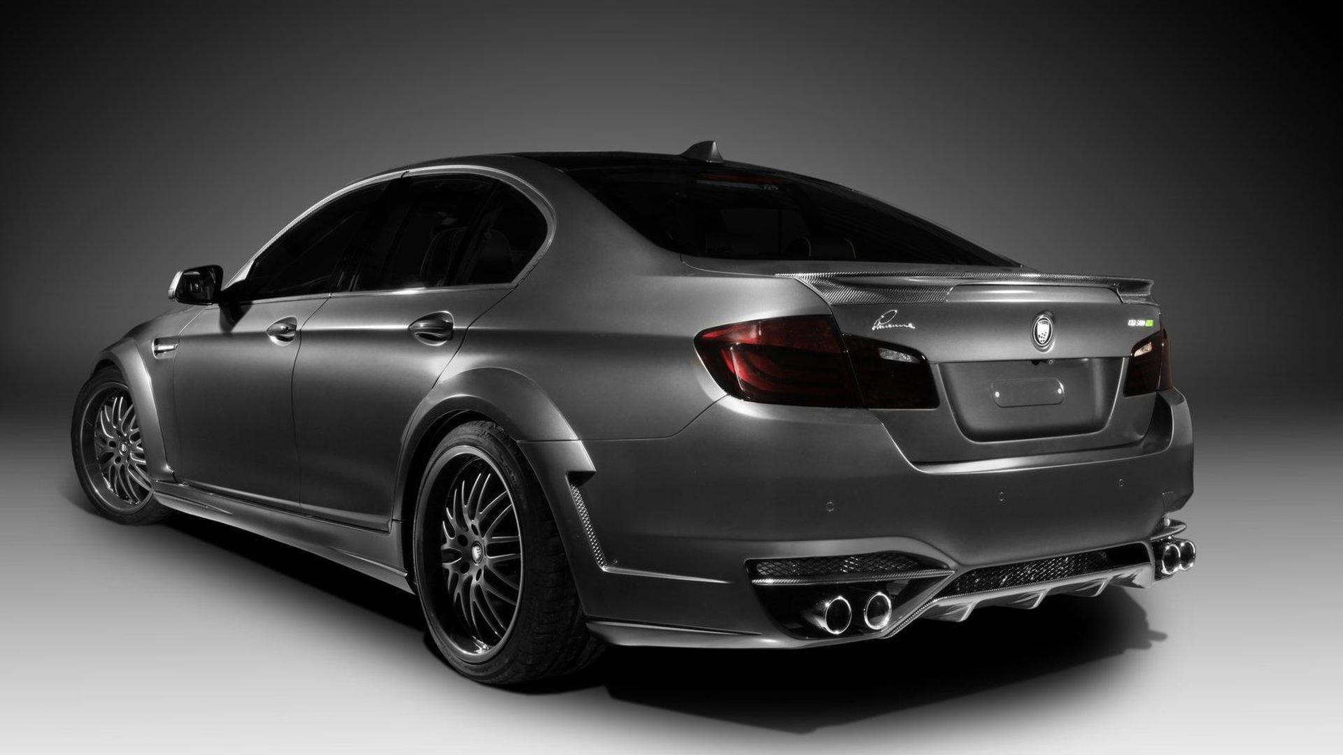 Bmw 500 Series >> Topcar Lumma Bmw Clr 500 Rs2 Revealed In Moscow