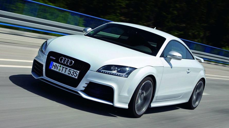 Audi TT RS confirmed for U.S. market