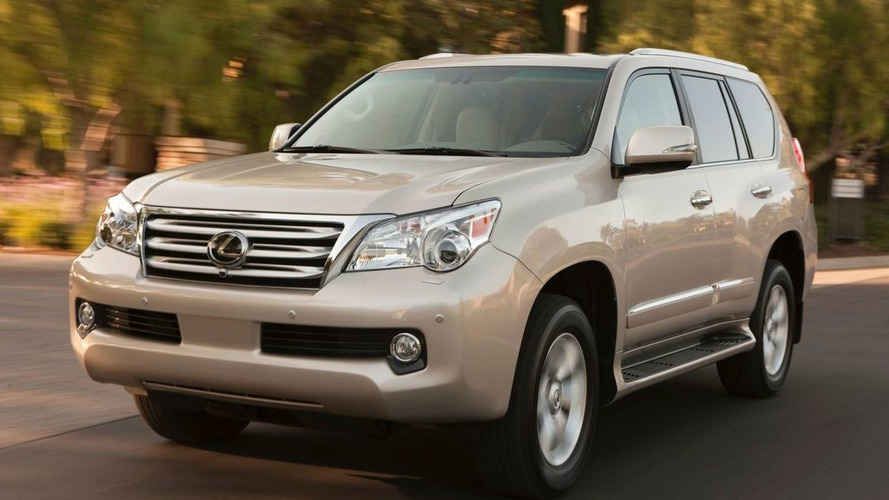 Lexus GX to be dropped, replaced by a unibody TX - report