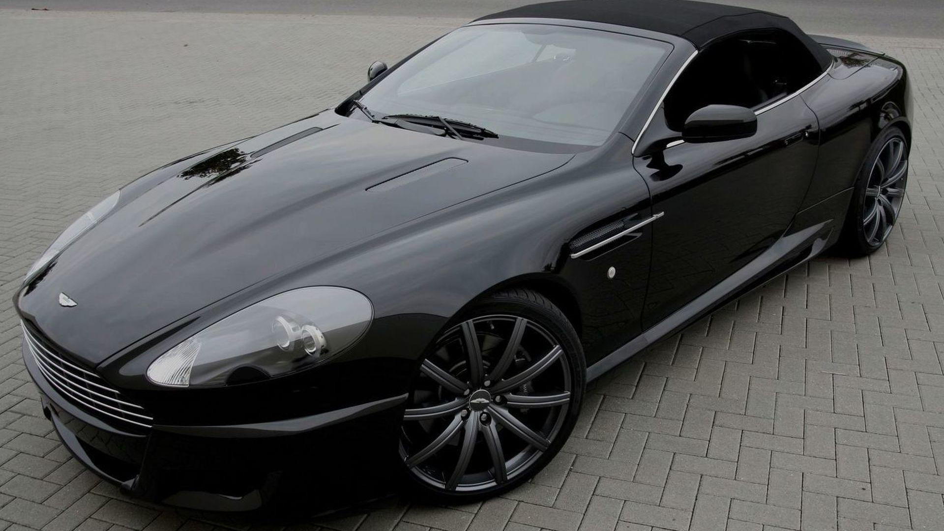Wheelsandmore Aston Martin DB Volante - Aston martin db9 volante
