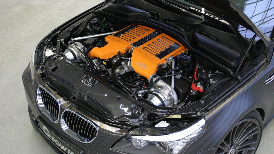 G-Power Hurricane RS BMW M5 Touring hits 224 mph [video]