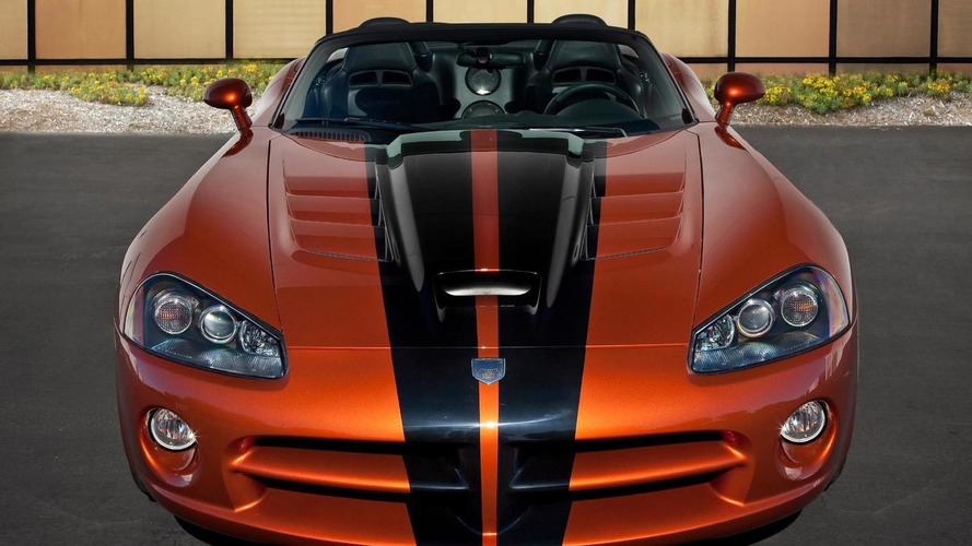 2012 Dodge Viper Concept shown to dealers - report