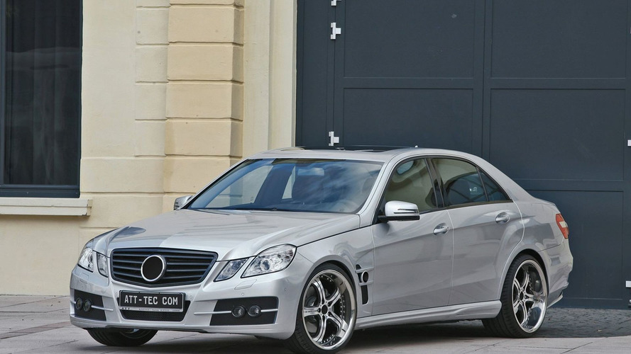 ATT Styling Kit for 2010 Mercedes E-Class
