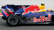 Mark Webber (AUS), Red Bull Racing, RB6 exhaust detail, Turkish Grand Prix, 29.05.2010 Istanbul, Turkey