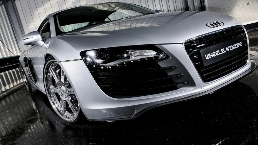 530hp Supercharged Audi R8 Tuning Package by Wheelsandmore
