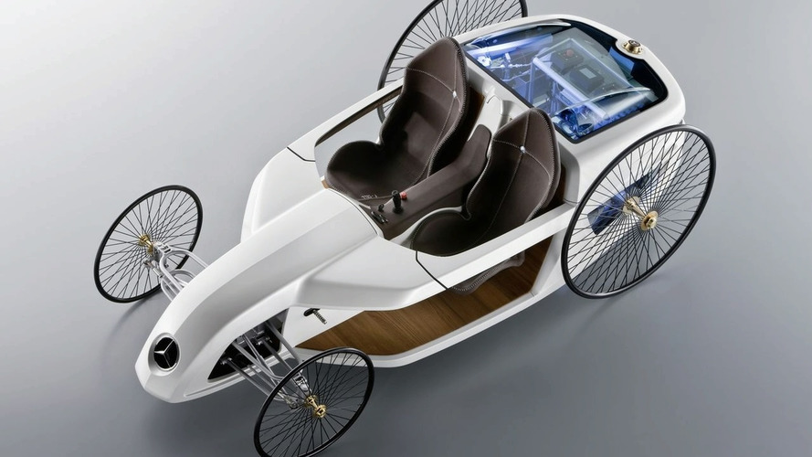 Mercedes-Benz F-CELL Roadster Concept Revealed