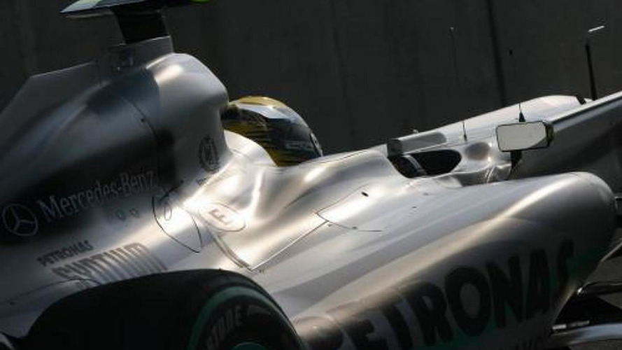 Brawn confirms new chassis for Schumacher