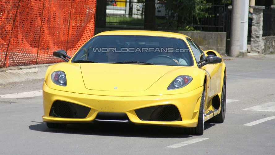 New Ferrari F450 - More Details Emerge