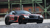 Mercedes SLR McLaren 722 Black Arrow by edo Competition 08.04.2011