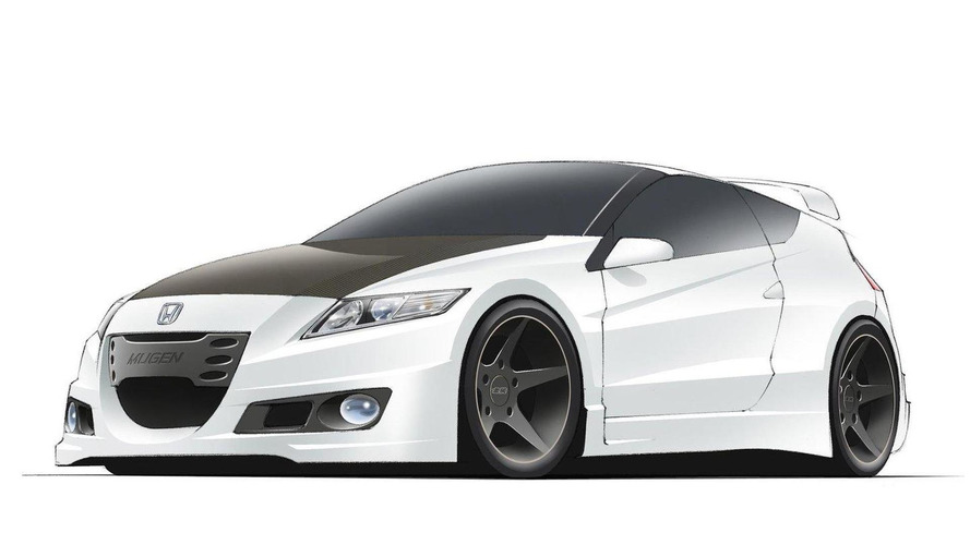 Honda CR-Z Mugen in action [video]