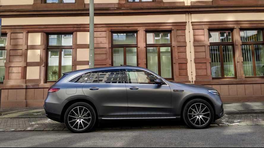 Ventas de la Mercedes-Benz EQC en Alemania son alarmantemente bajas
