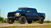 PaxPower F-150 Raptor Conversion