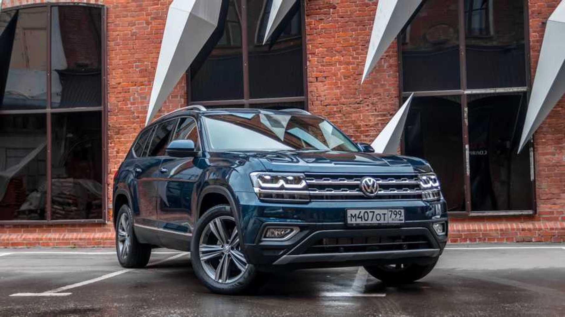 Volkswagen Teramont: выбираем между двумя V6 и «турбочетверкой»