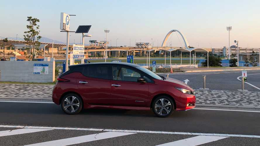 Nissan LEAF Experienced A 73% Sales Drop In Japan In January 2020