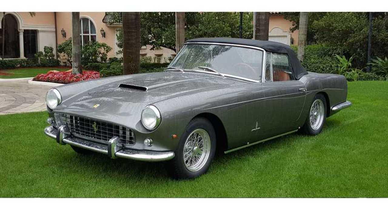 Fully Restored 1960 Ferrari 250GT Cabriolet Is A Work Of Art