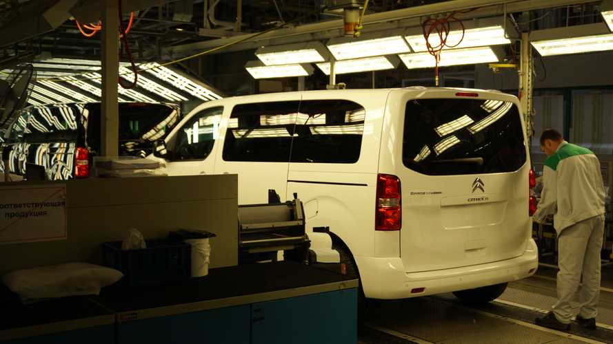 Вслед за VW российское производство остановит Peugeot-Citroen
