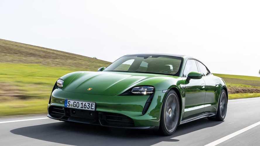 Já dirigimos: Porsche Taycan Turbo S promove choque de cultura