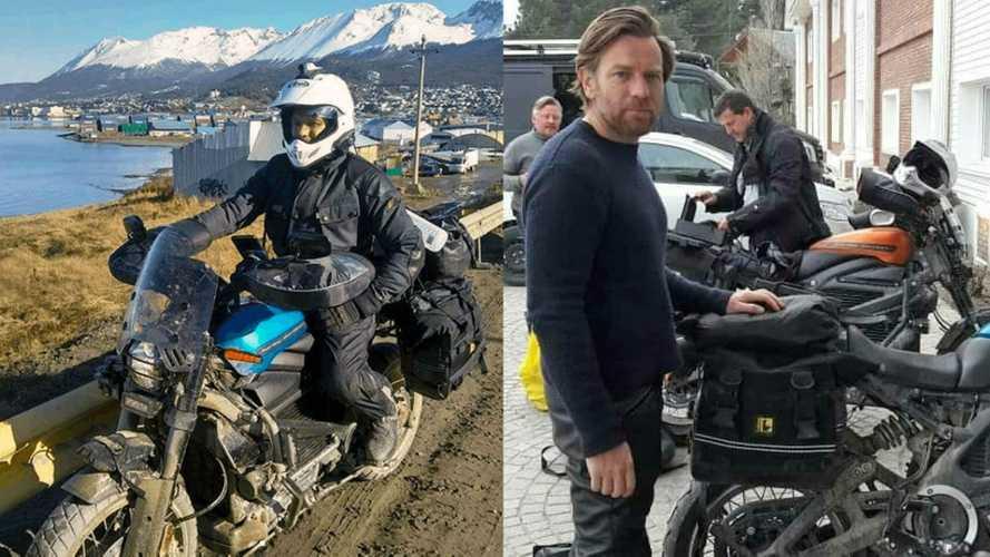 Harley-Davidson LiveWire, con Ewan McGregor diventa una E-Crossover