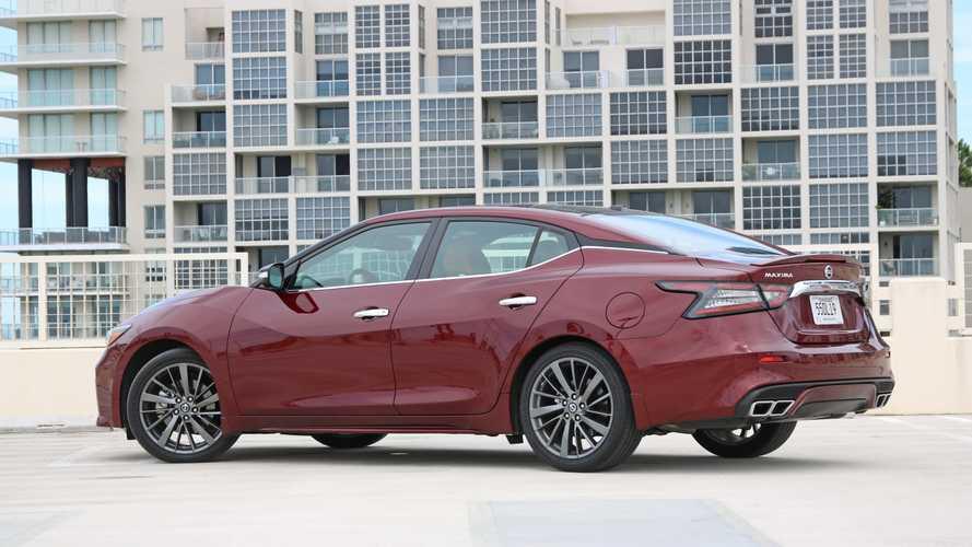 Nissan Maxima, 2022'de tamamen elektrikli bir sedana dönüşebilir