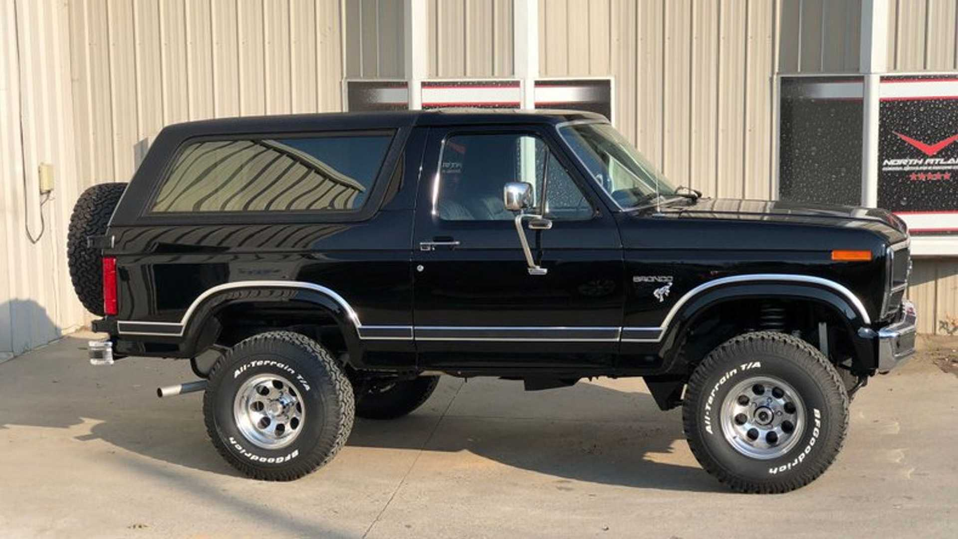 """[""""1983 Ford Bronco""""]"""