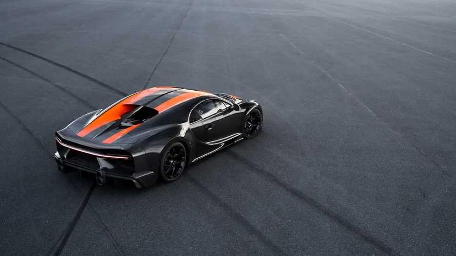 Stephan Winkelmann annonce l'arrêt des records de vitesse pour Bugatti