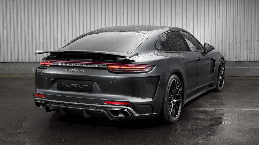 Immár karbon külsővel is elérhető a Porsche Panamera LWB