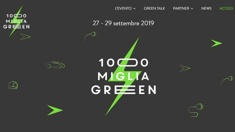 1000 Miglia, la storica competizione diventa Green