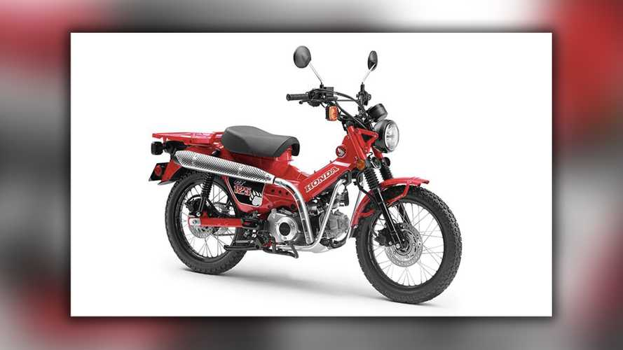 Honda To Revive The Trail Cub With The CT125 Concept
