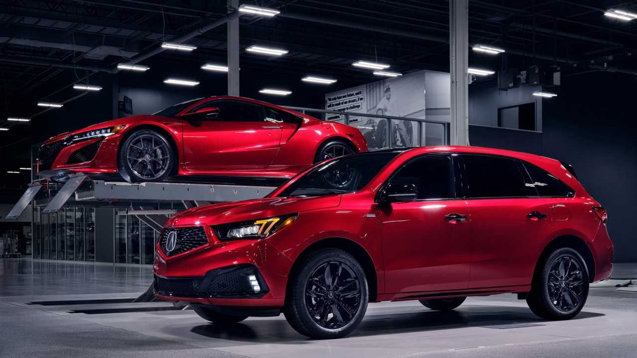 Acura Plans To Reveal PMC Edition MDX At LA Auto Show