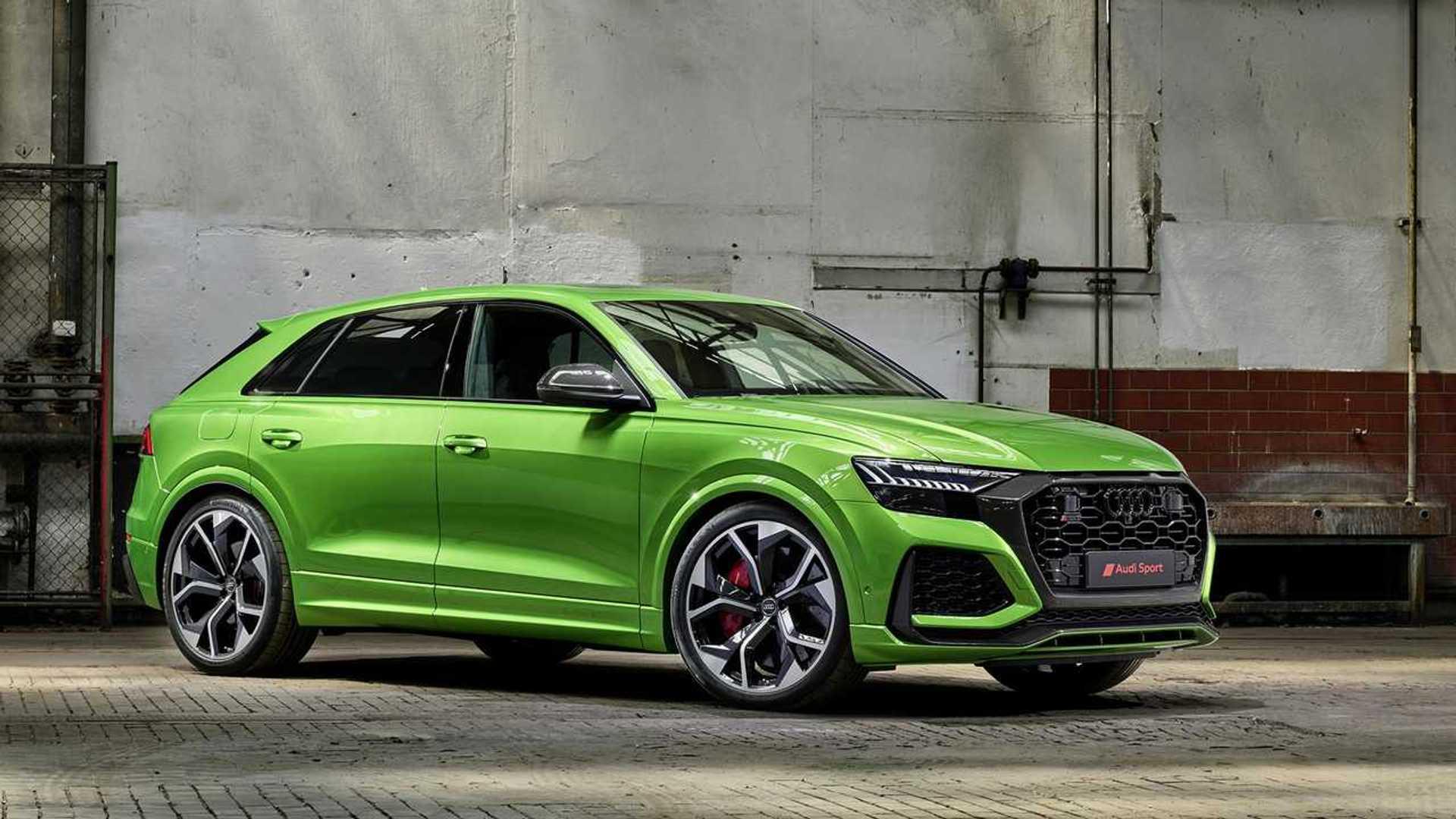 Audi RS Q8 (2020) - Toutes les infos, toutes les photos