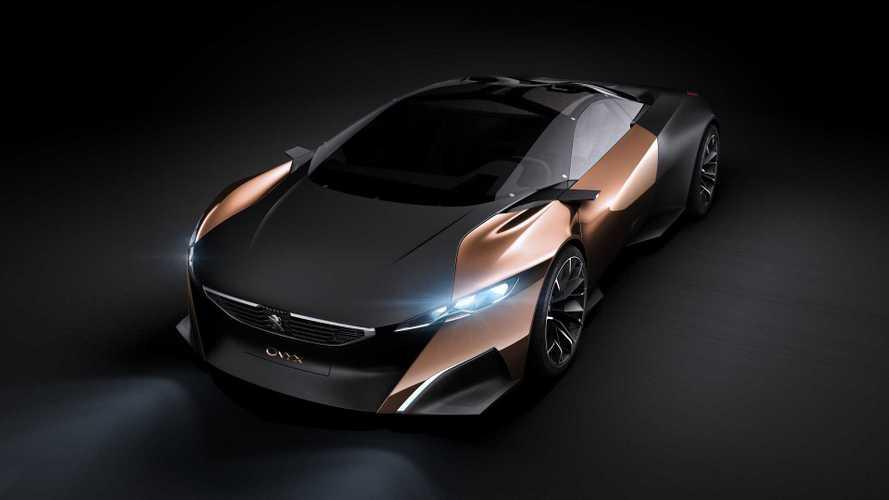 Vergessene Studien: Peugeot Onyx (2012)