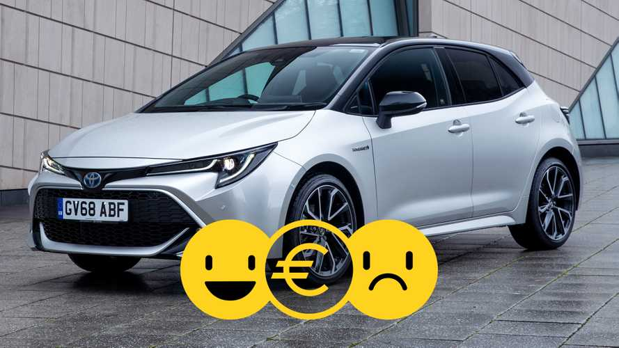 Promozione Toyota Corolla Hybrid, perché conviene e perché no
