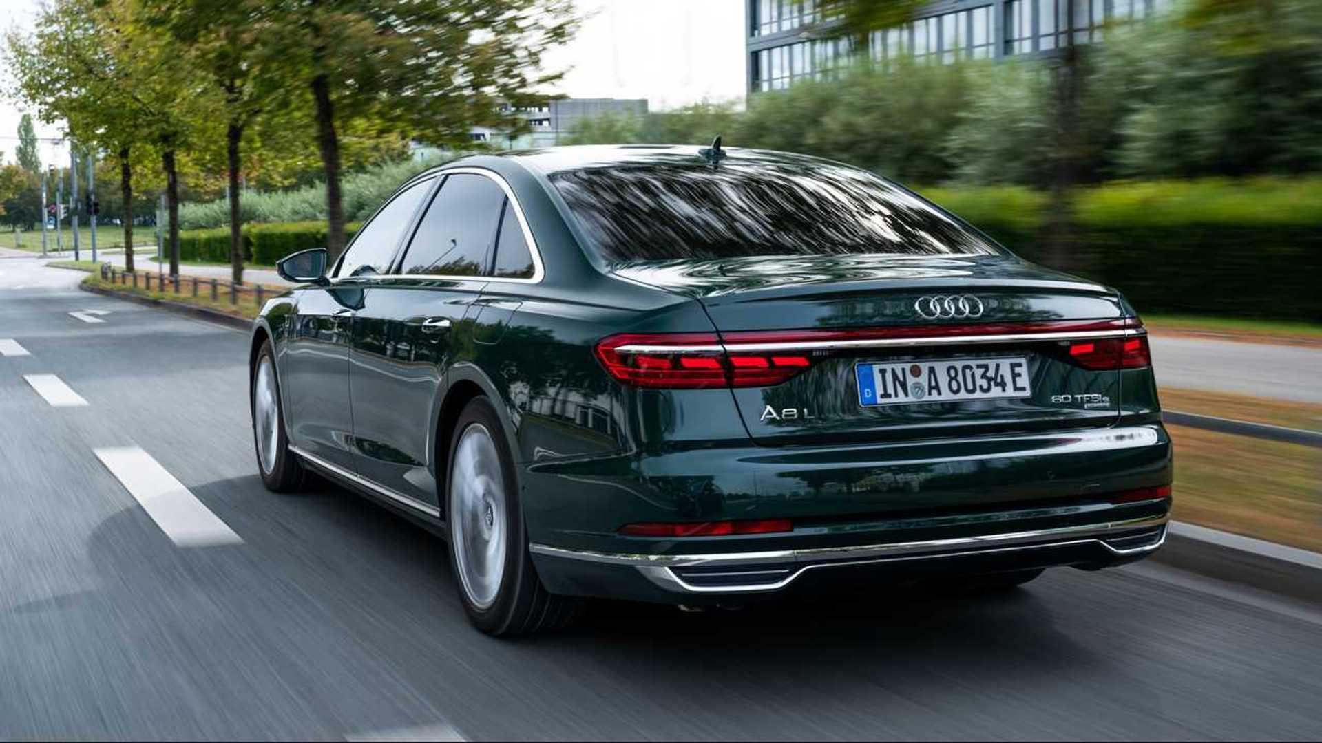 2020 Audi A8 L In Usa Configurations