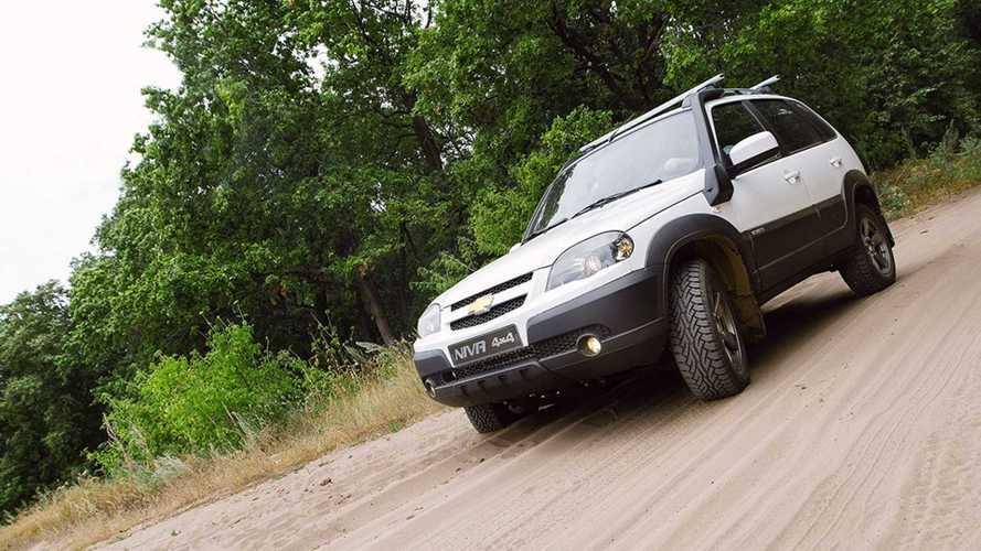 Chevrolet Niva официально стала «Ладой»