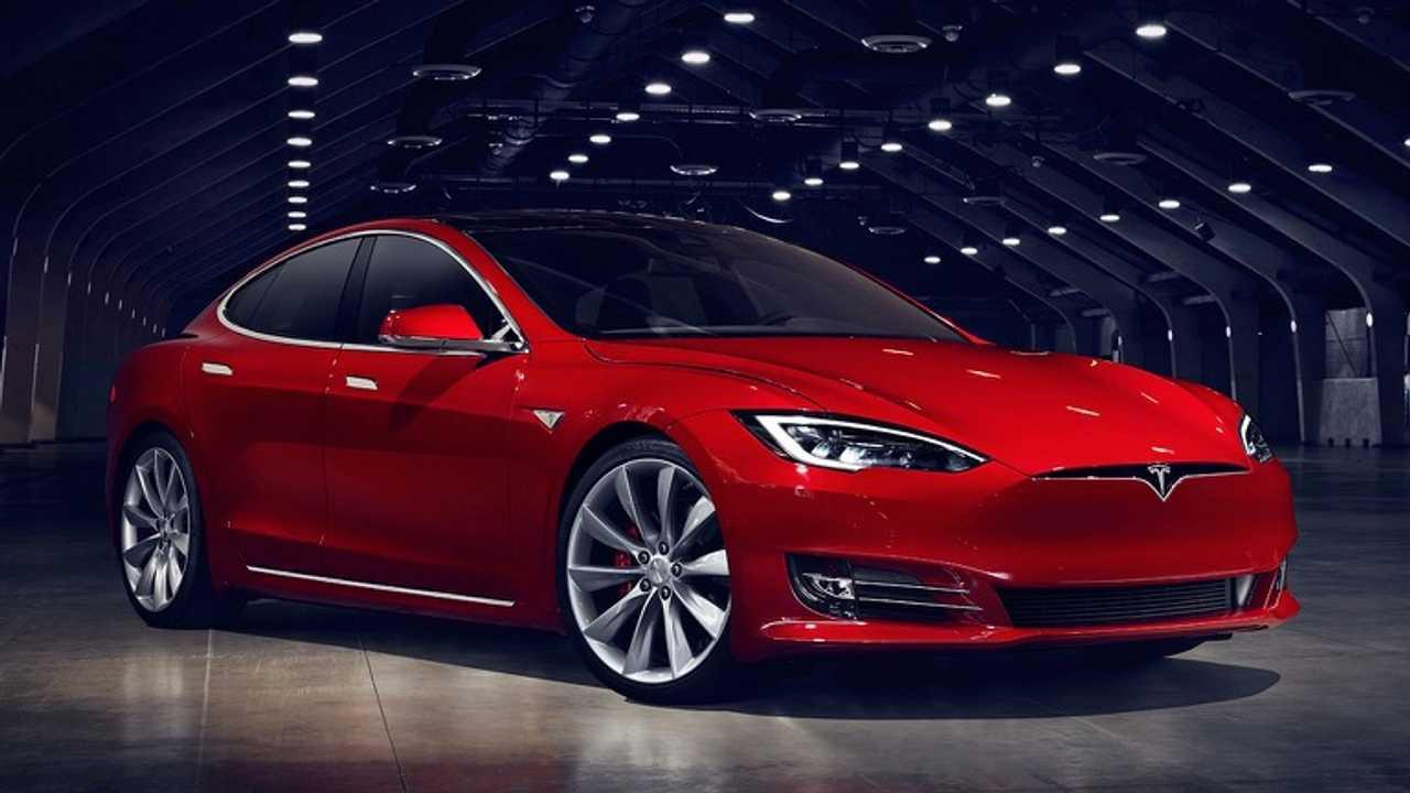 2. Tesla Model S Performance