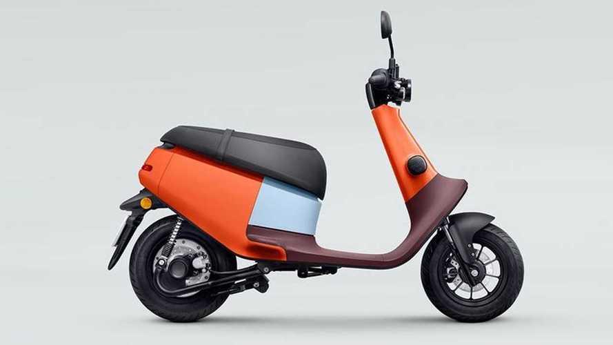 Gogoro Viva, lo scooter elettrico che non va ricaricato
