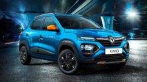 Renault Kwid 2020 - Índia