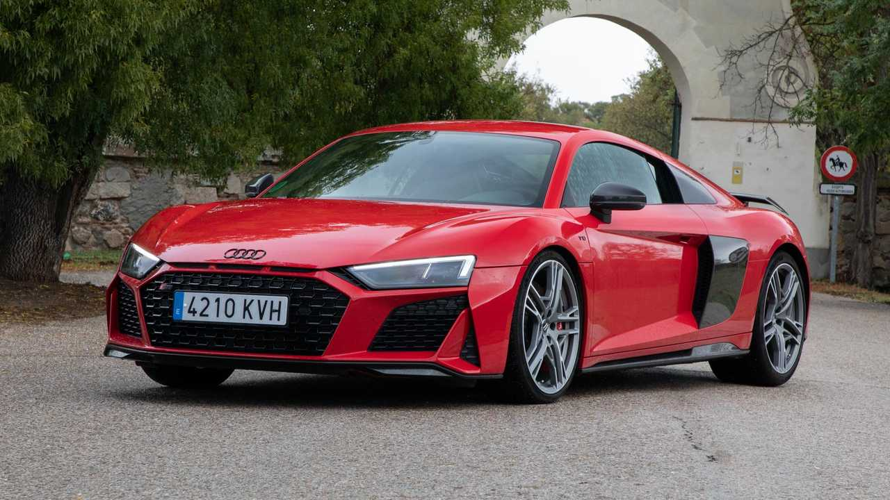 Prueba Audi R8 V10 quattro performance