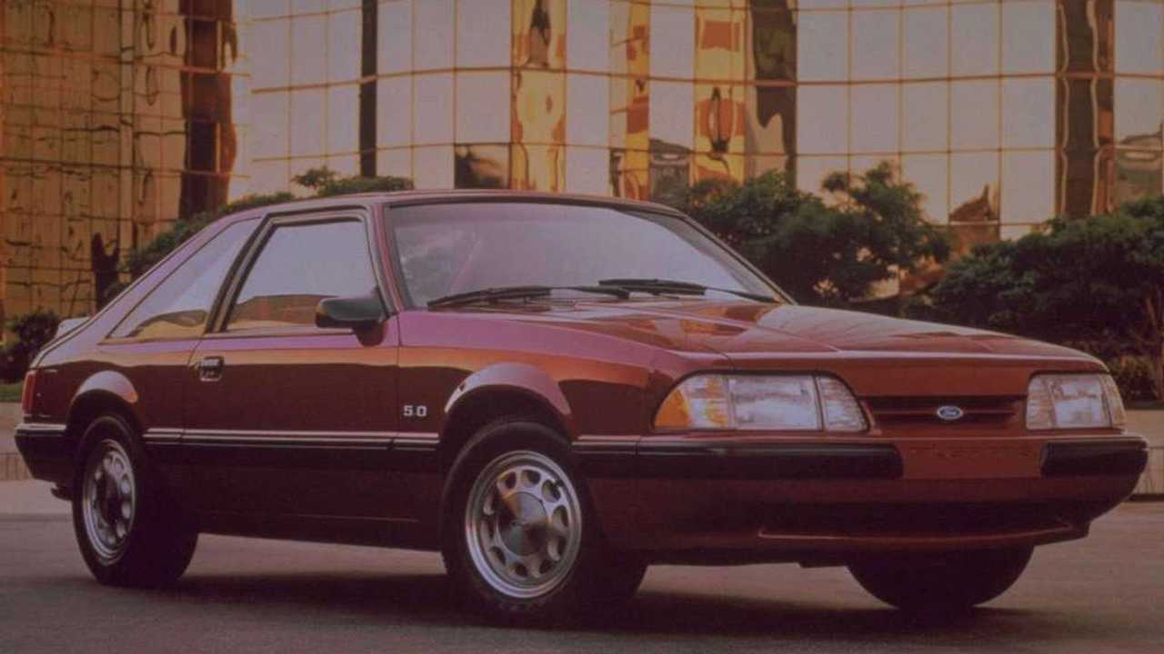 Ford Mustang LX 1988
