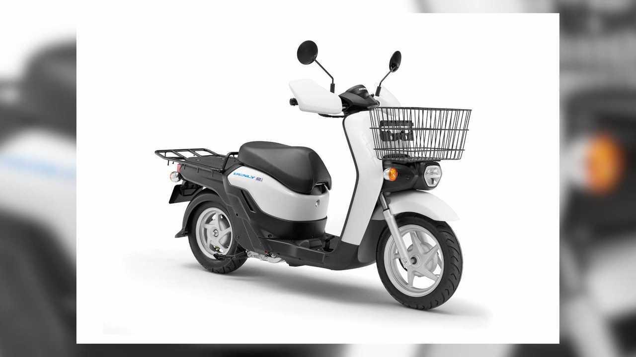 Honda Benly e Concept