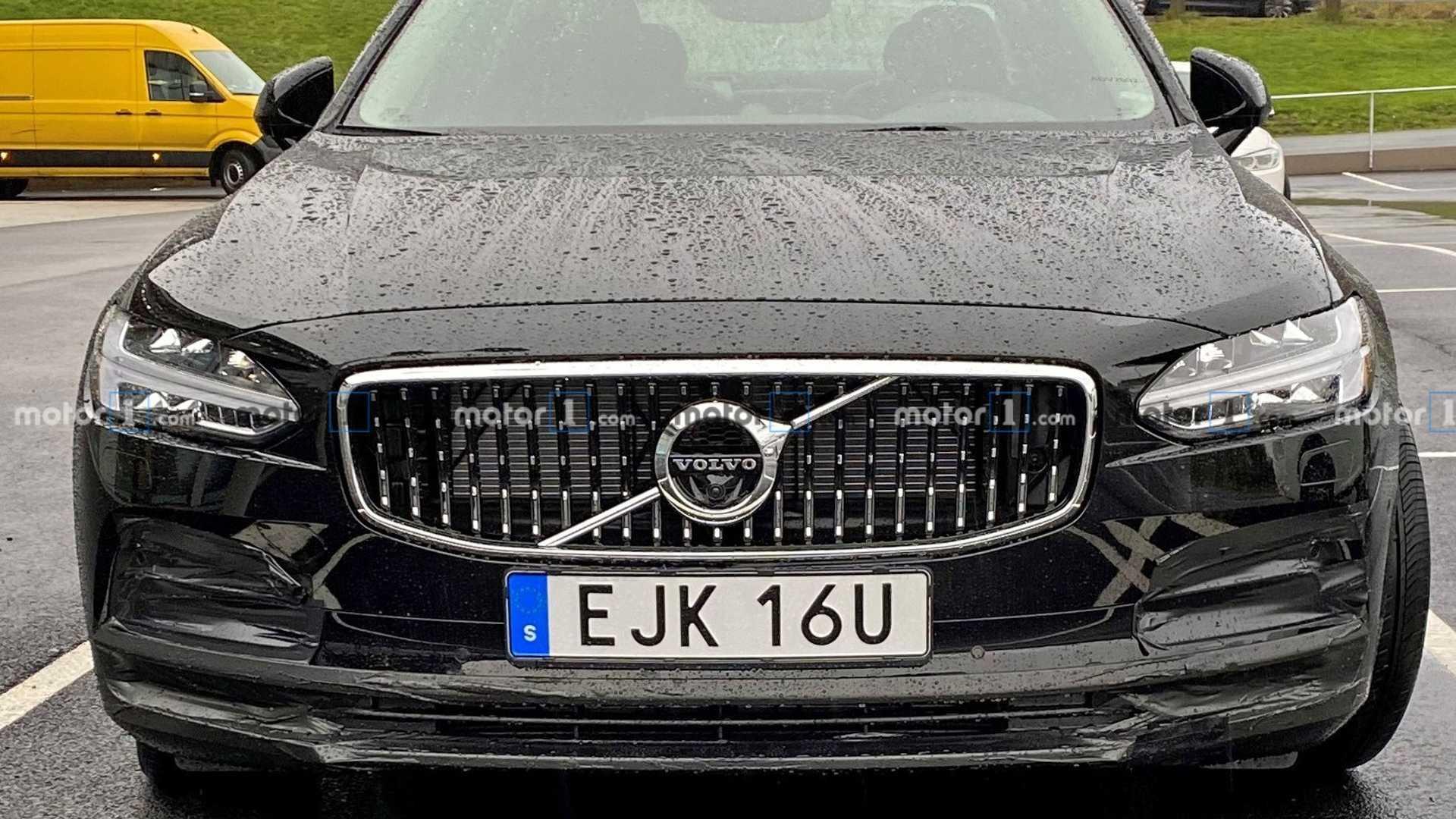 2021 Volvo S90/V90 Facelift 16